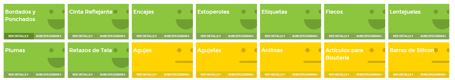 """Visualización oportunidades en categoría """"Mercería"""" por Día de Muertos"""