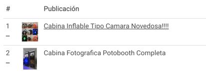 Post-pandemia ranking cabinas inflables photobooth más vendidas México