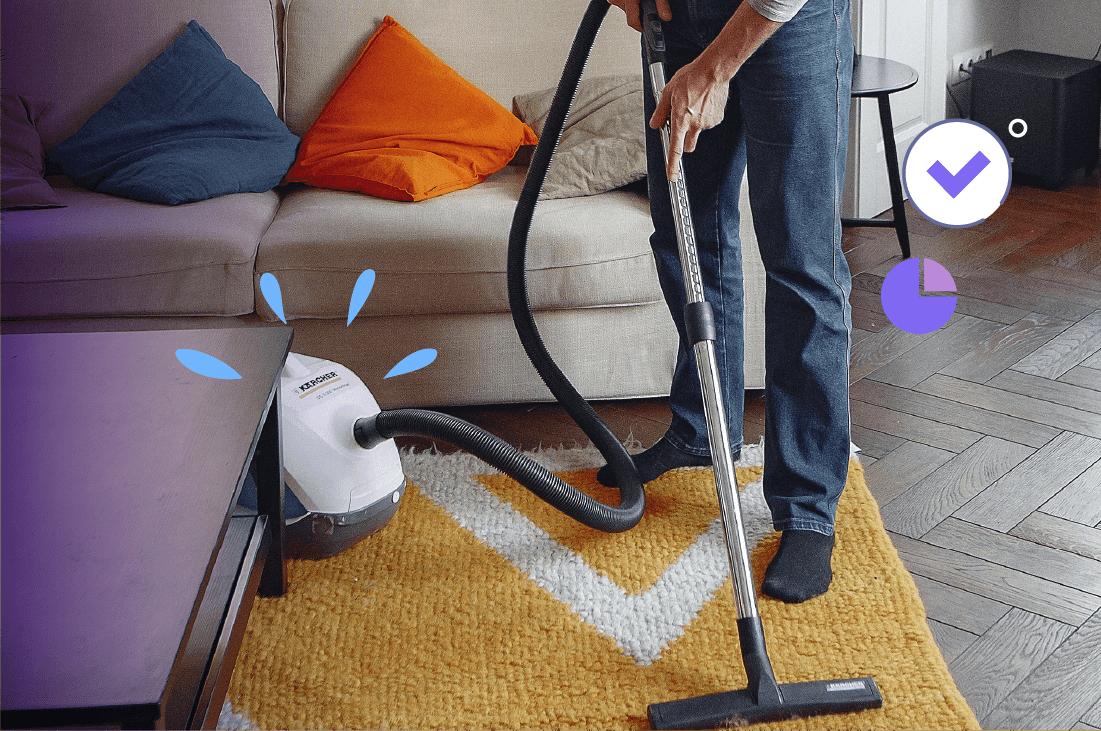 limpieza electronica